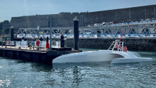 AI-powered ship sets sail for sea trials and environmental research missions