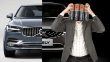 Volvo's owner will offer its 'transformative' EV tech to competitors