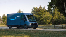 Amazon's electric delivery vans made by Rivian are here, and they're pretty cute