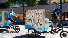 Here's why cargo bikes make more sense than vans for inner city deliveries