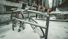 Norway forced to expand its studded bike tire subsidy as locals go mad for winter cycling