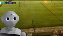 AI mistakes referee's bald head for football — hilarity ensued