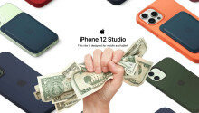 Apple's iPhone 12 Studio lets you build a phone to bankrupt you