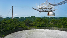 RIP Arecibo telescope — you'll be missed