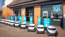 UK supermarkets roll-out further robo-delivery trials
