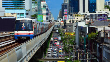 How Bangkok's 40,000-kilometer transport network was mapped for the first time