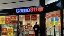 GameStop stocks hit record high — thanks to Redditors