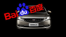 Volvo owner Geely partners with China's biggest search engine company on autonomous cars