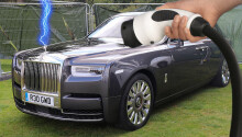 Rolls-Royce boldly skips hybrids and goes all-electric with new EV lineup