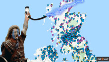 Scotland's free EV chargers make the rest of the UK look stingy