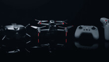 DJI's new FPV drone goes 87 mph and looks stupid fun
