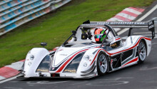 Watch Toyota's souped-up electric Radical destroy the Nürburgring