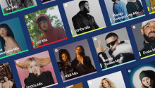 Spotify has launched a trio of new personalized playlists