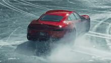 Watch this $1.2M supercar EV drift on ice like a ballerina