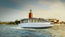 Stockholm to replace diesel boats with super fast electric ferry in 2022