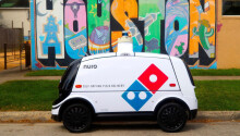 Houston, we have pizza: Domino's and Nuro run self-driving delivery robots Featured Image