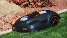 The MowRo is the electric lawn-mowing robot that liberates you from home landscaping duties Featured Image