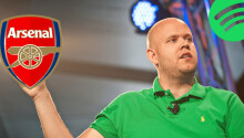 Spotify CEO can't pay artists a penny per stream, wants to buy football club instead