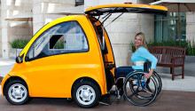 Meet the Kenguru, the world's first EV made specifically for wheelchair users Featured Image