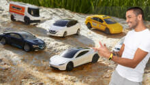 Even toy car maker Matchbox is jumping on the EV trend