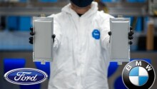 Ford and BMW drop the dollar on solid-state EV batteries