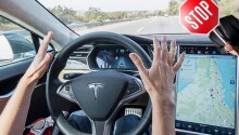 Tesla 'driver' arrested in California for using Autopilot while in the back seat Featured Image