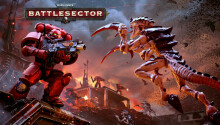 Warhammer 40K: Battlesector preview – a surprisingly deep (and gory) turn-based wargame