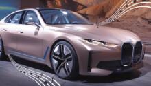 Thanks to Hans Zimmer, the BMW i4 EV will sound brilliant