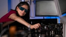 Scientists developed filters for regular eyeglasses that could let you see in the dark
