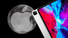 Apple must make an iPad the size of the moon