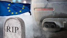 EU officially wants to KILL fossil fuel cars by 2035