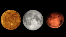 Watch the Moon, Mars, and Venus form a celestial conga line on July 12 Featured Image