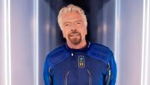 Richard Branson will snatch away Bezos' 'first billionaire in space' title