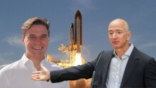 Teen bags seat on Bezos space trip because original passenger is busy