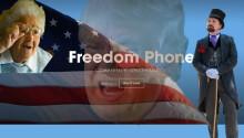 Freedom Phone: Anatomy of a MAGA scam