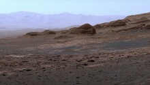 Watch NASA's stunning new panorama of the Martian landscape