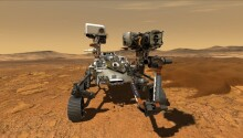NASA believes it's solved the mystery of the missing Martian rock