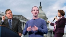 Senators grill Zuckerberg: Why did Facebook ban NYU researchers?