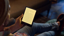 Amazon's new Kindle Paperwhite won't sear your eyeballs with blue light
