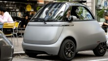 The ultra cute electric Microlino wants to bring back bubble cars