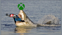 Oh snap! Who is Microsoft buying now? Valve? 2K? Sega? Sony??