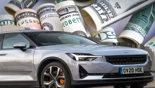 Polestar's SPAC brings its value to a mammoth $20 billion