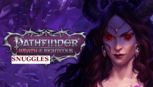 Games to play on date night: Too bad Pathfinder WotR isn't co-op… or is it?