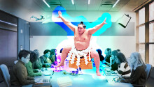 3 reasons why your team needs a sumo wrestler