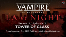 LA By Night, the best damn vampire show around, is returning for its final season Featured Image