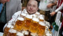 Tesla's making beer now — and that's dangerous marketing