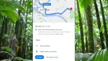Google Maps can now suggest the most fuel-efficient route