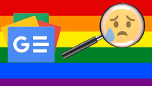 Why can't Google's algorithms find any good news for queer people? Featured Image