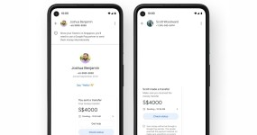 Google Pay now lets you send money from the US to India and Singapore