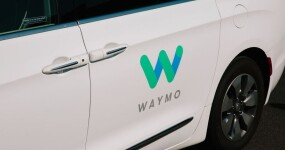 Watch this Waymo driverless taxi freak out and cause a scene